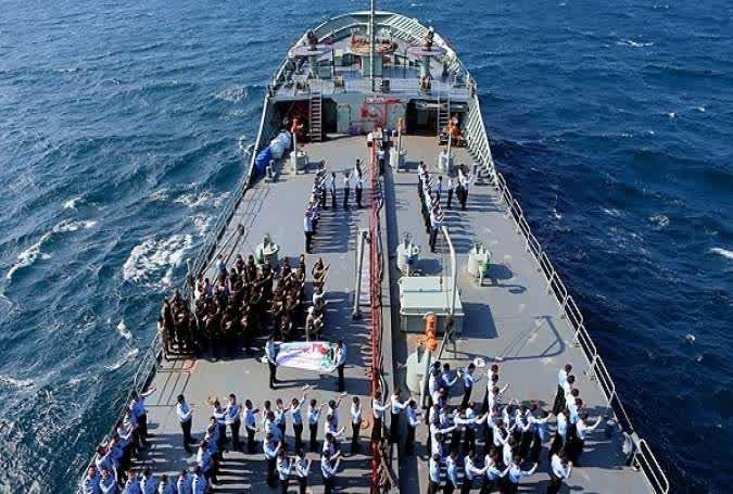 ARN00120040015136-Kapal-Perang-Iran-ke-34-Tiba-di-Teluk-Aden
