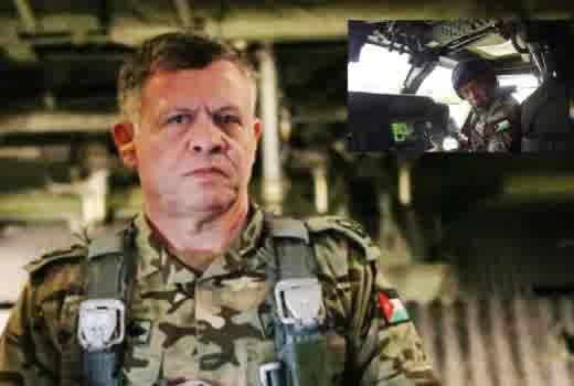 ARN0012004001515-Raja-Yordania-Serang-ISIS