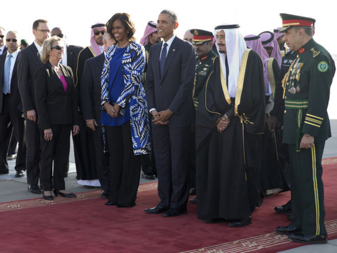 ARN00120040015158_Obama_dan_Raja_Salman
