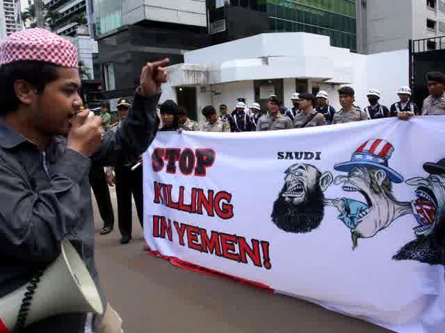 Demo-Kedutaan-Saudi