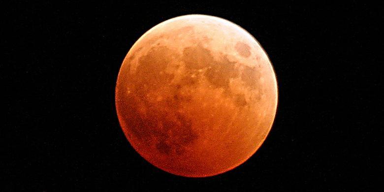 Gerhana-Bulan-Total