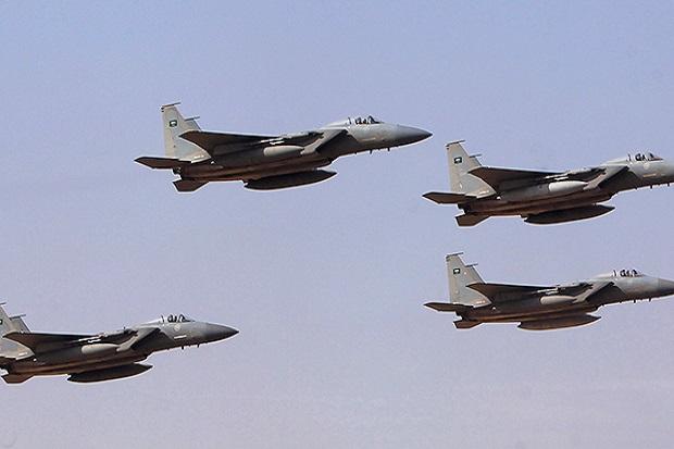 Persenjataan-Saudi