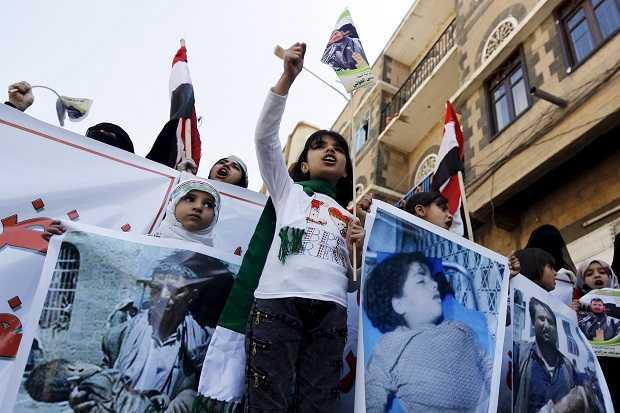 Rakyat-Yaman-Tantang-Saudi-Perang-Darat