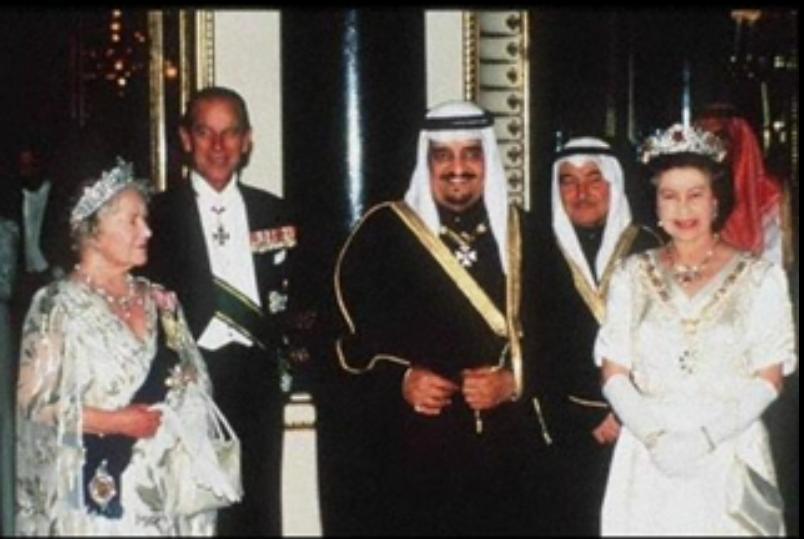 Saudi-Dan-Kerajaan-Inggris