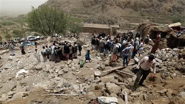 Saudi-Hancurkan-100-Desa-di-Perbatasan=Yaman