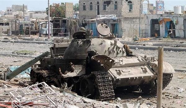 ARN0012004001511227_Pasukan_Suku_Yaman_Hancurkan_4_Tank_Saudi_di_Jizan
