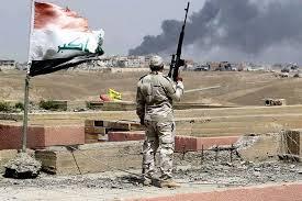 ARN0012004001511243_Pasukan_Irak_Segap_100_Militan_ISIS