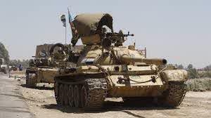 ARN001200400151125_Pasukan Irak_Bunuh_37_Teroris_ISIS_di_Ramadi