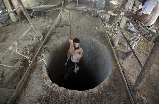gaza-tunnel-afp