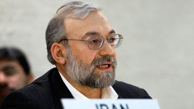Iran-Larijani