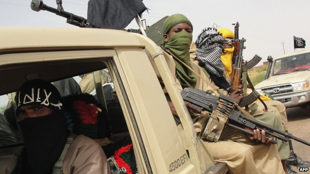 Islamist-Mali