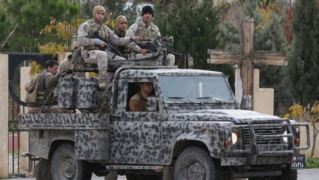 Pasukan Khusus Lebanon