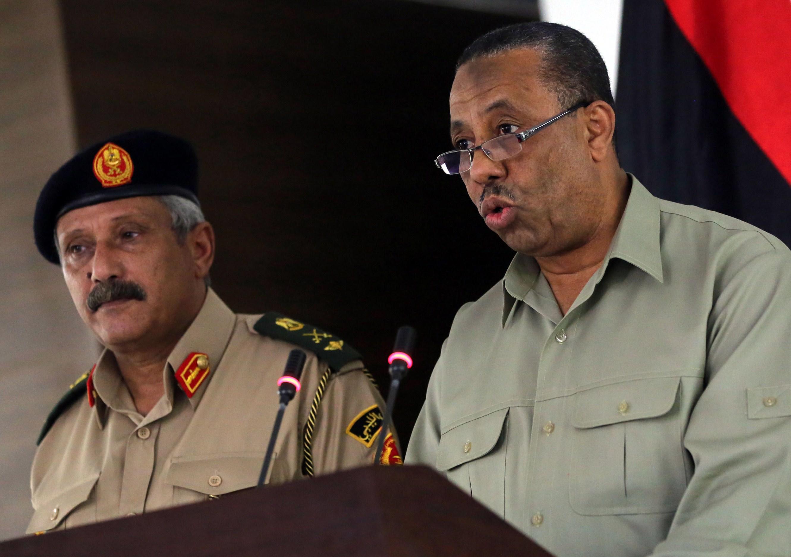 PM Libya