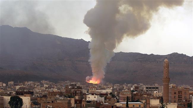 Serangan Rezim Saudi