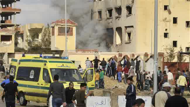 ARN001200400151131146_Ledakan_Bom_Target_Kantor_Kepolisian_Di_Ibukota_Sinai