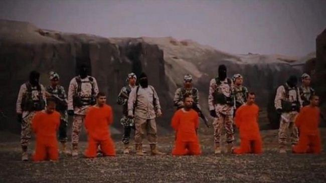 ARN001200400151131174_ISIL_Eksekusi_12_Militan_Saingan_Di_Suriah