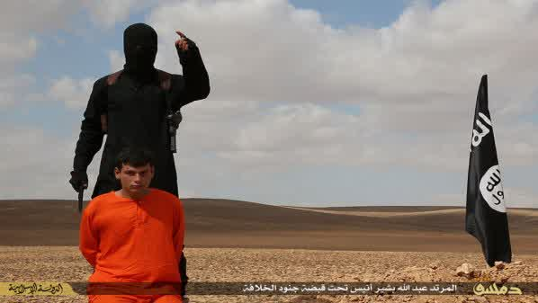 ARN00120040015113174_ISIS_Eksekusi_Pimpinan_Jaish_Al_Islam