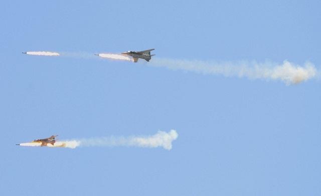ARN0012004001511369_50_Milisi_Jabha_Nusra_Tewas_Dalam_Serangan_Udara_Suriah