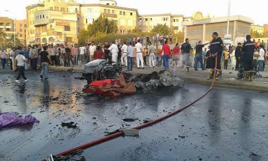 ARN001200400151131227_Dua_Ledakan_Bom_Di_Kairo