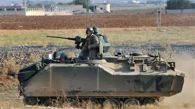 ARN001200400151131234_Kurdi_Suriah_Peringatkan_Turki_Terkait_Intervensi_Militer