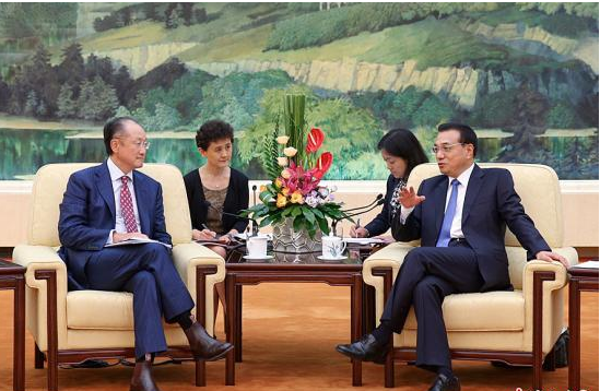 china met world bank