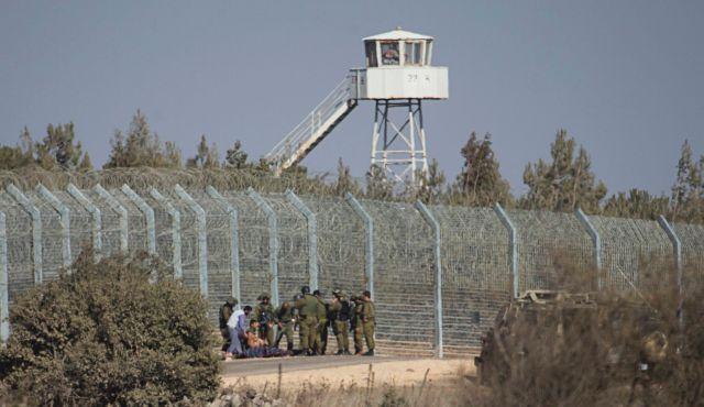 Israel Suplai Senjata