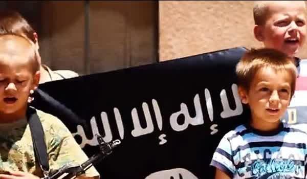 ISIS gunakan Anak-anak Jadi Mata-mata