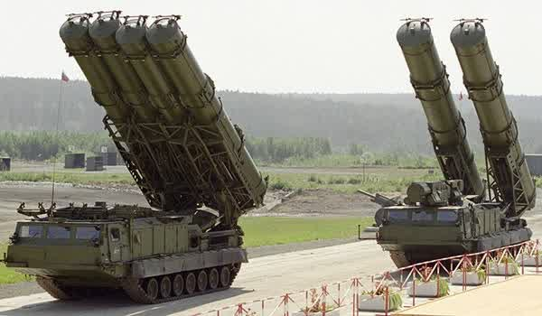 sistem pertahanan udara