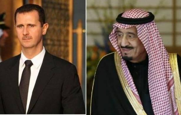 Bashar_Assad_Dan_Raja_Salman