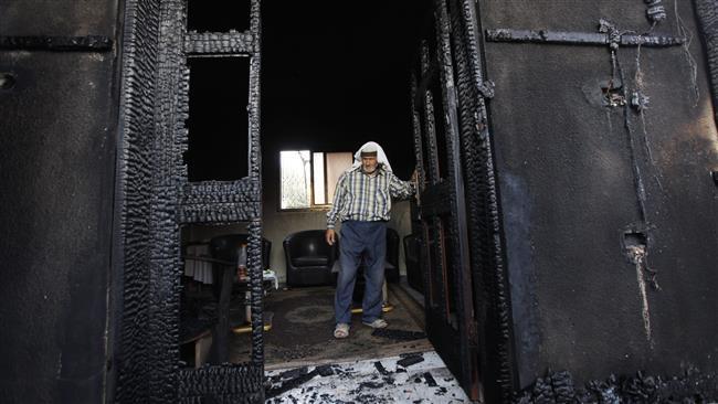 Rumah_Ali_Dawabsheh_Hangus_Terbakar