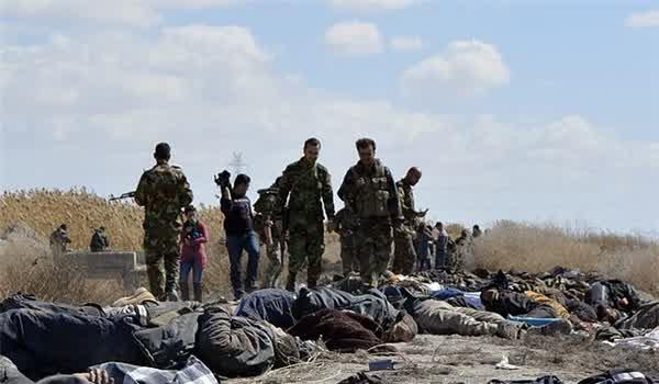 Pasukan Elit Suriah Tumpas Teroris ISIS