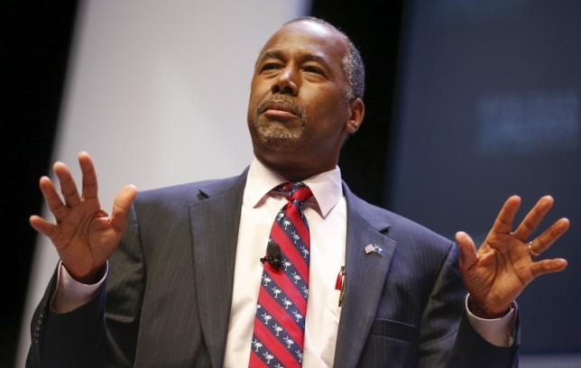 Ben Carson, Kandidat Calon Presiden AS