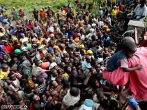 Congolese-Refugees
