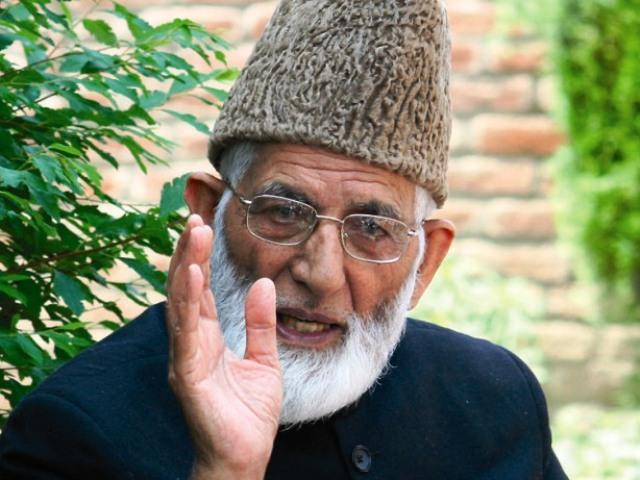Syed-Ali-Shah-Geelani-news