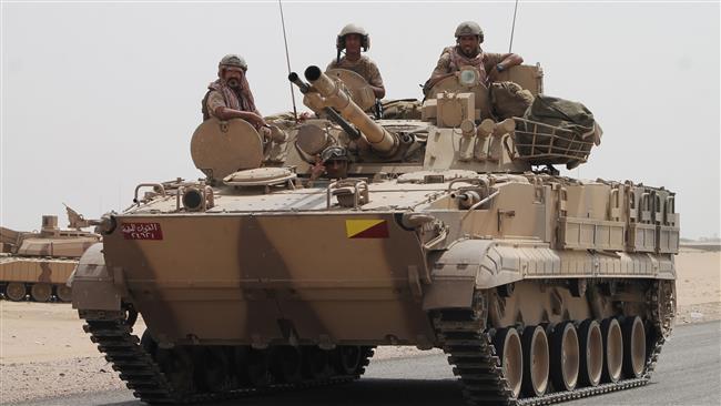 Tentara_Saudi_Di_Aden