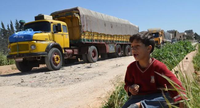 LSM; PBB Racuni Warga Suriah Dengan Bantuan Pangan Kadaluwarsa