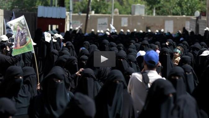 Perempuan_Yaman_Demo_Anti_Saudi