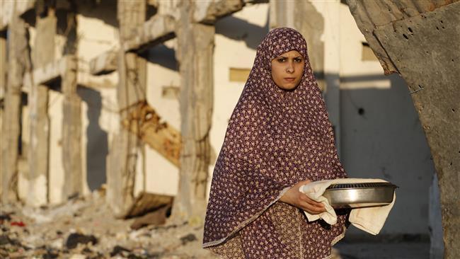 Wanita-Hamil-Palestina-Tewas