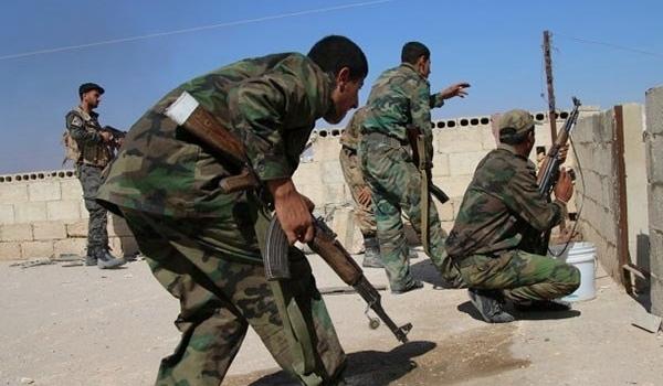 Pasukan Suriah Hancurkan Konvoi Pasokan Senjata Teroris Dari Turki