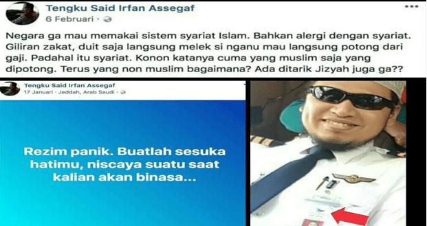 Tengku Said Irfan Assegaf