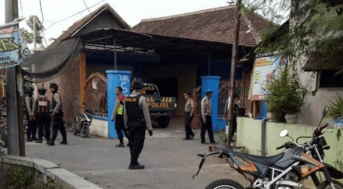 Kos Pemilik Bom Bangil
