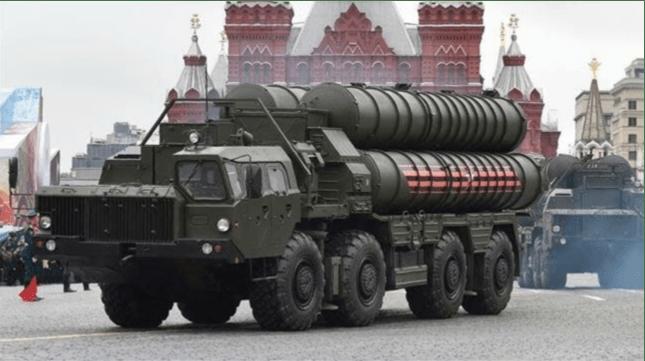 S-400 Rusia