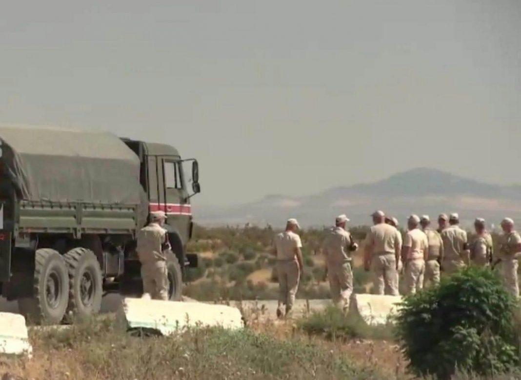 Militer Rusia Dekati Pos Pengamatan Turki di Morek