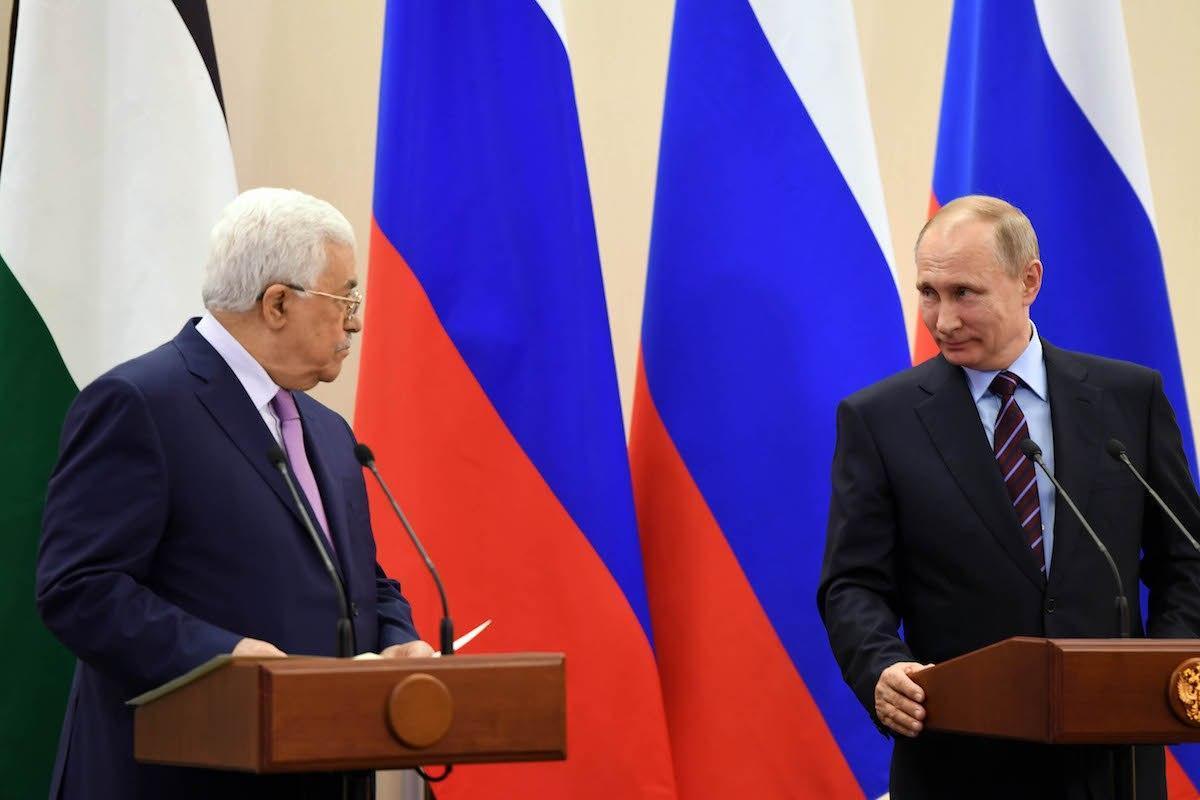 PM Israel dan Putin
