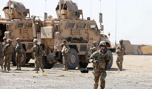 Militer AS di Irak