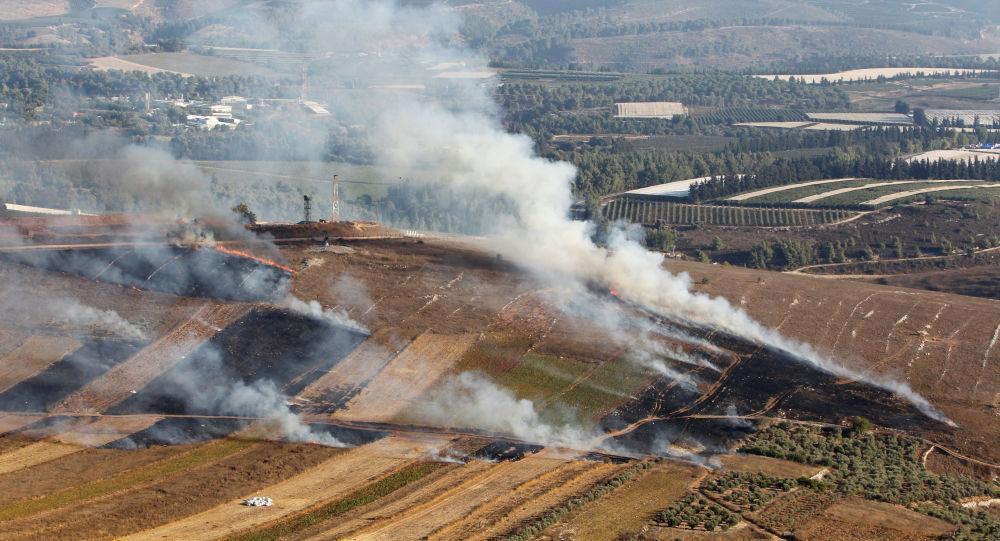 Konfrontasi di perbatasan Lebanon-Israel