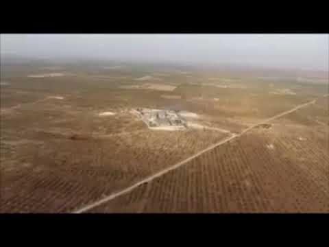 Pos pengamatan Turki di Morek
