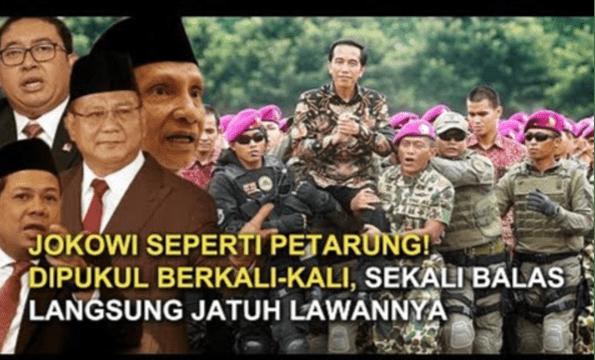 Politik, Joko Widodo, Denny Siregar