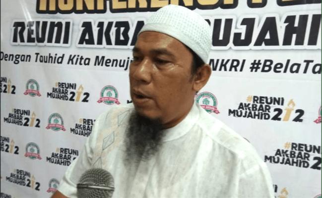 Ninoy Karundeng, Sekjen PA 212, Bernard Abdul Jabbar