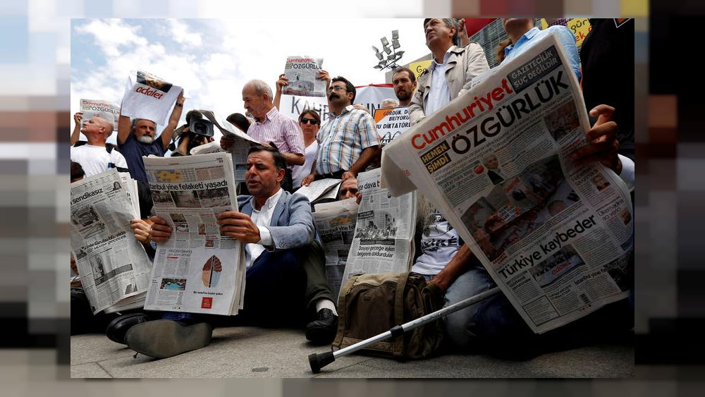 Pengamat Pers: Turki Masih Penjarakan Lebih dari 120 Jurnalis